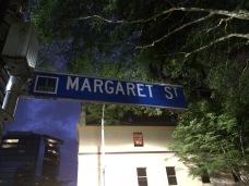 margaret st