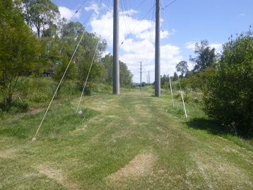 Granard Road Park, looking south from Marshall Rd