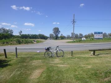Granard Road Park, with 161 Marshall Rd opposite