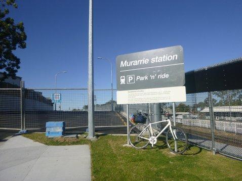 MurarrieStation