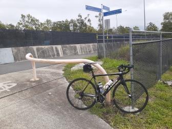 Ipswich Motorway Bikeway at Viking Drive